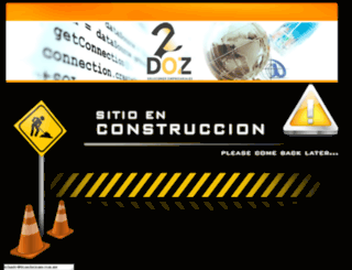 dozsoluciones.com.mx screenshot