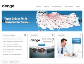 dp.denge.com.tr screenshot