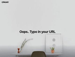 dpa.cpm.my screenshot