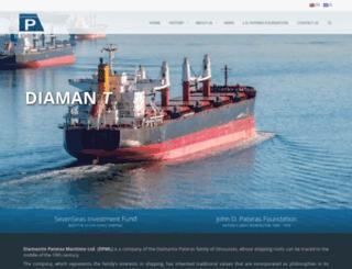 dpateras.com screenshot