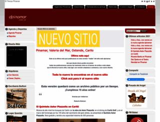 dpinamar.com.ar screenshot