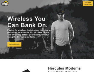 dpl.ca screenshot