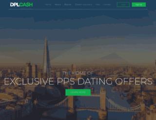 dplcash.com screenshot