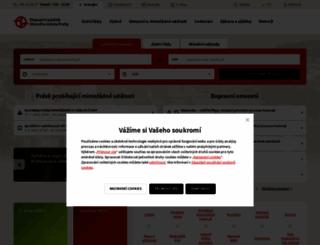 dpp.cz screenshot