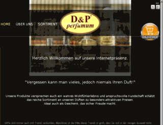 dpperfume.com screenshot