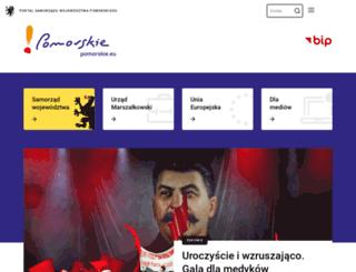 dpr.pomorskie.eu screenshot