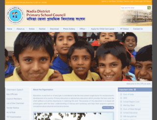 dpscnadia.org screenshot