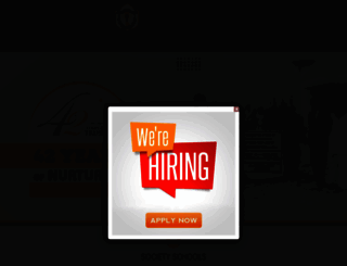 dpsgs.org screenshot