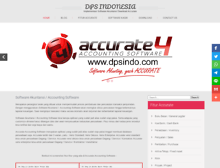 dpsindo.com screenshot