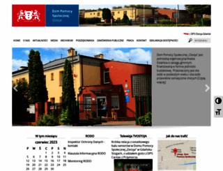 dpsostoja.gda.pl screenshot