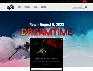 dpsskis.com screenshot