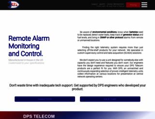 dpstele.com screenshot