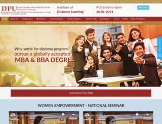 dpuidl.com screenshot