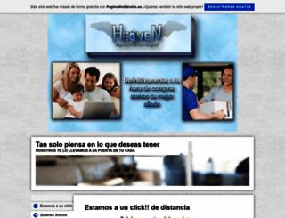dpventasweb.es.tl screenshot