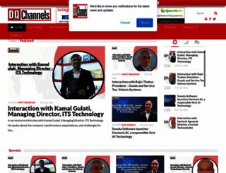 dqchannels.com screenshot