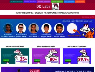 dqlabs.in screenshot