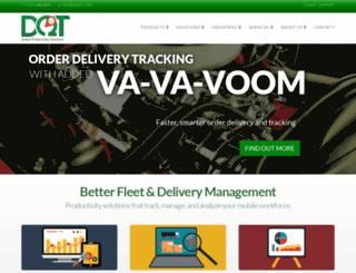 dqtech.com screenshot