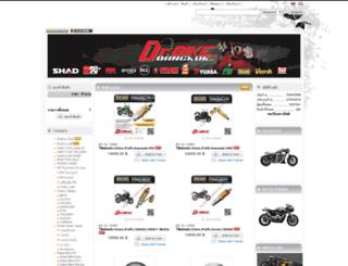 dr-bikebangkok.com screenshot