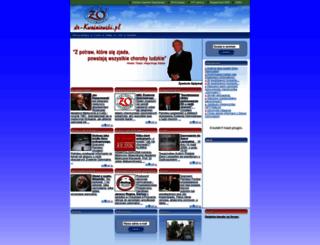 dr-kwasniewski.pl screenshot