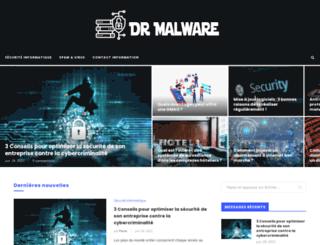 dr-malware.com screenshot
