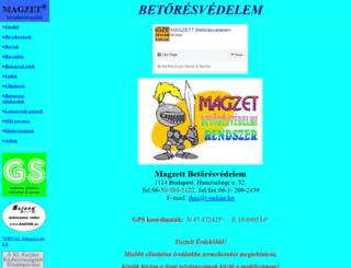 dr-zar.hu screenshot