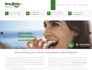 drablois.com screenshot