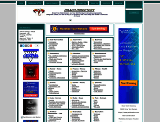 dracodirectory.com screenshot
