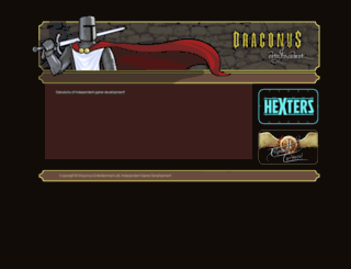 draconus.com screenshot