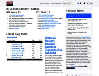 draftbuddy.com screenshot