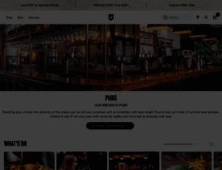 drafthouse.co.uk screenshot