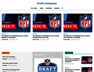 draftinsider.net screenshot