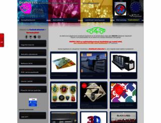 draftpress.hu screenshot