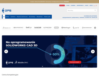 draftsight.cns.pl screenshot