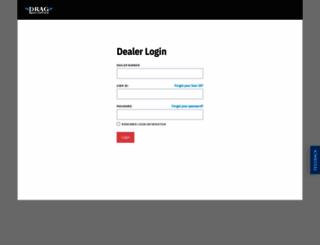 dragnetweb.com screenshot