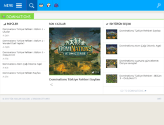 dragon-city.info screenshot