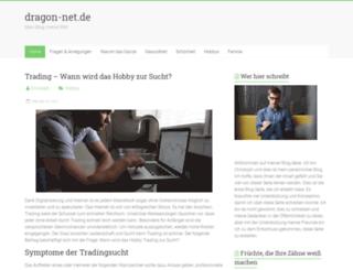 dragon-net.de screenshot