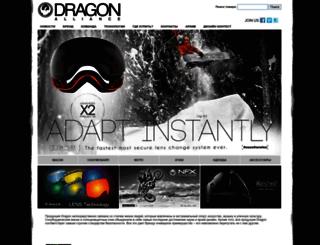 dragonalliance.ru screenshot