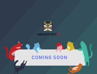 dragoncity.com screenshot
