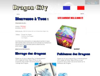 dragoncityfacebook.sitew.com screenshot