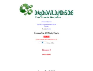 dragondevil.dyndns.org screenshot