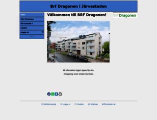 dragonen-jarvastaden.se screenshot