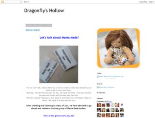 dragonflyshollow.blogspot.com screenshot