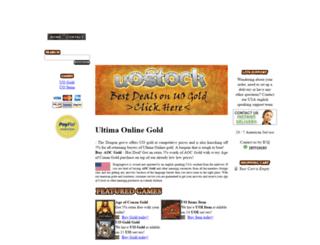 dragongrove.com screenshot