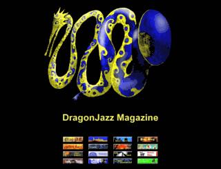 dragonjazz.com screenshot