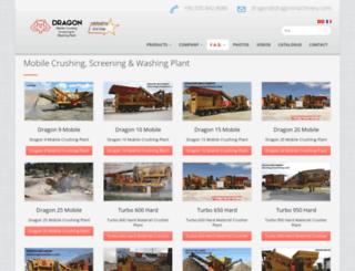 dragonmachinery.com screenshot