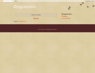 dragonmirz.blogspot.com screenshot