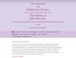 dragonofdrama.com screenshot
