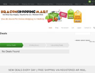 dragonshoppingmart.com screenshot