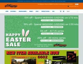dragonusaonline.com screenshot