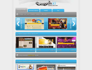dragonxt.pl screenshot